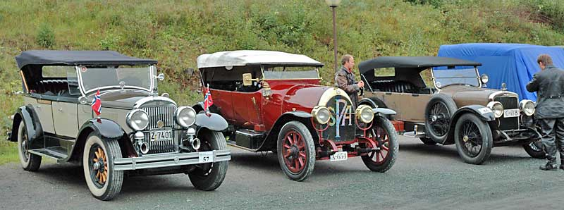 Automobilløpet av 1922 - 2005