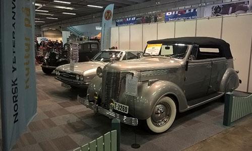 NVK på Oslo Motor Show