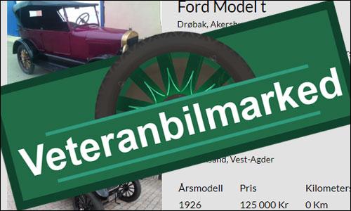 veteranbilmarked